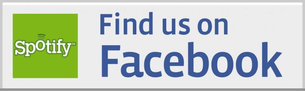 Logo Facebook y Spotify