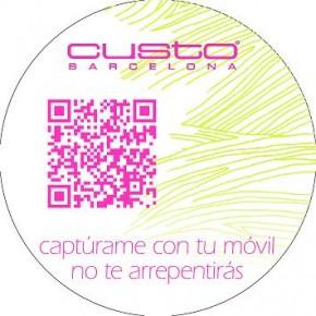 Chapa Custo Barcelona