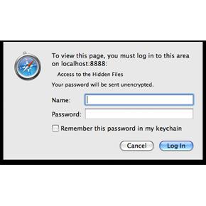 Solicitud de authenticación básica