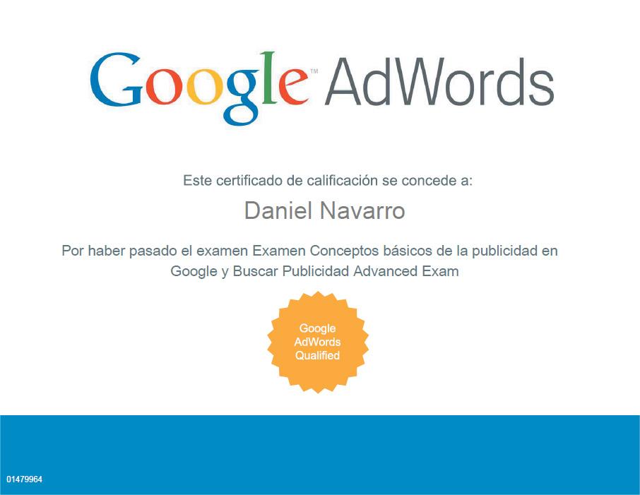 Gestor AdWords experto en la red de búsqueda