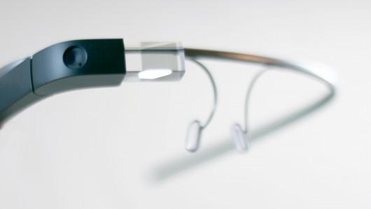 Visor de Google Glass